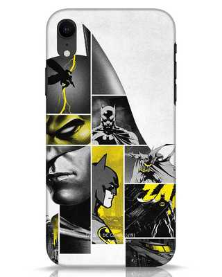 Shop Batman Collage iPhone XR Mobile Cover-Front