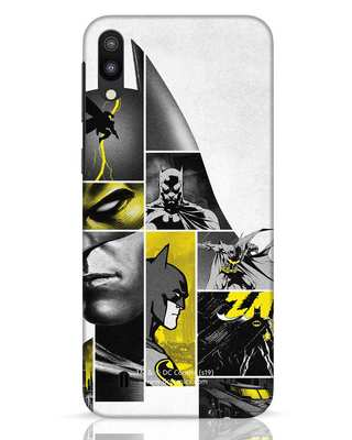 Shop Batman Collage Samsung Galaxy M10 Mobile Cover-Front