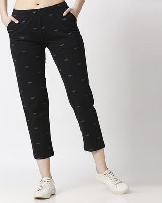 Shop Batman Minimal AOP Pyjama-Front