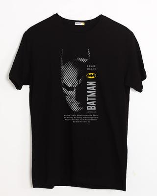 Shop Batman Og Half Sleeve T-Shirt-Front