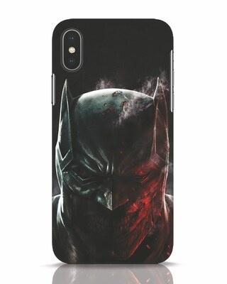 Shop Batman Rogue iPhone X Mobile Cover-Front