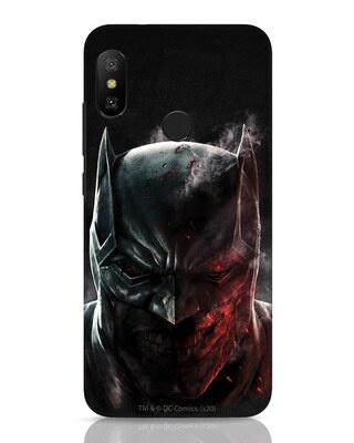 Shop Batman Rogue Xiaomi Redmi 6 Pro Mobile Cover-Front