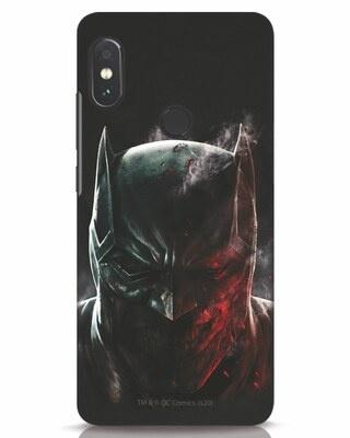 Shop Batman Rogue Xiaomi Redmi Note 5 Pro Mobile Cover-Front