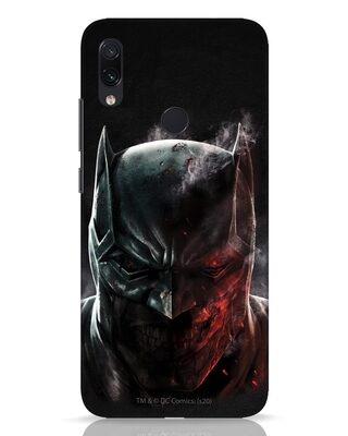 Shop Batman Rogue Xiaomi Redmi Note 7 Pro Mobile Cover-Front