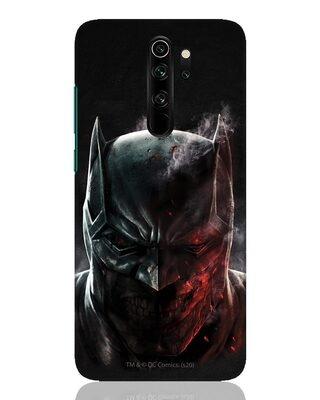 Shop Batman Rogue Xiaomi Redmi Note 8 Pro Mobile Cover-Front