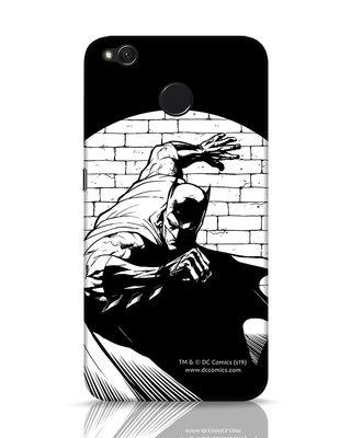 Shop Batman Spotted Xiaomi Redmi 4 Mobile Cover (BML)-Front