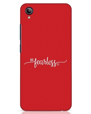 Shop Be Fearless Vivo Y91i Mobile Cover-Front