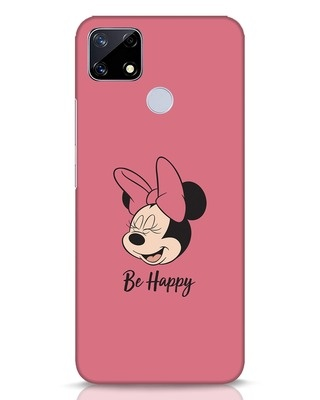 Shop Be Happy Realme Narzo 20 Mobile Cover-Front