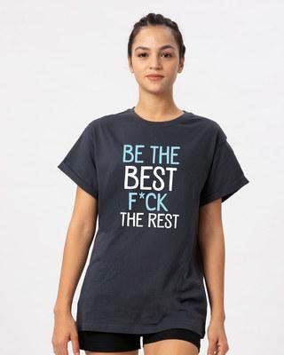 Shop Be The Best Boyfriend T-Shirt-Front