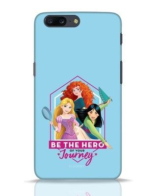 Shop Be The Hero OnePlus 5 Mobile Cover (DL)-Front