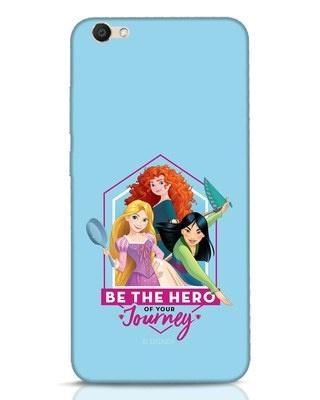 Shop Be The Hero Vivo V5 Mobile Cover (DL)-Front