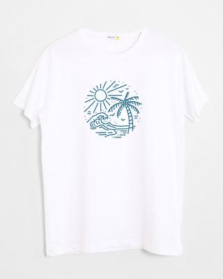Buy Beach Time Half Sleeve T-Shirt Online India @ Bewakoof.com