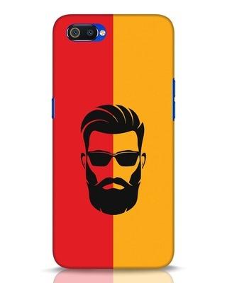 Shop Beard Boy Realme C2 Mobile Cover-Front