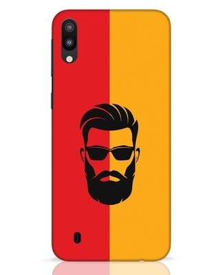 Shop Beard Boy Samsung Galaxy M10 Mobile Cover-Front