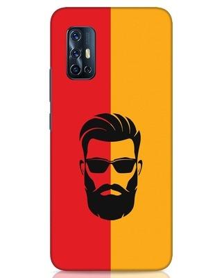 Shop Beard Boy Vivo V17 Mobile Cover-Front
