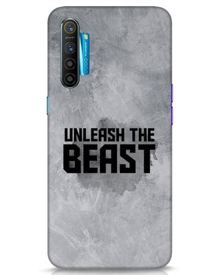 Shop Beast Is Unleashed Realme XT Mobile Cover-Front