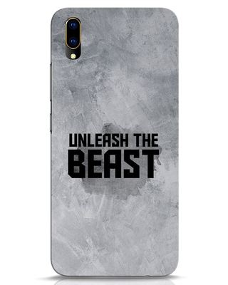 Shop Beast Is Unleashed Vivo V11 Pro Mobile Cover-Front