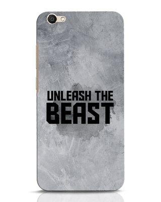 Shop Beast Is Unleashed Vivo V5 Mobile Cover-Front