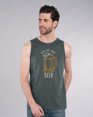 Shop Beer And You Vest-Front