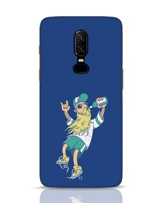 Shop Beer Guy OnePlus 6 Mobile Cover-Front