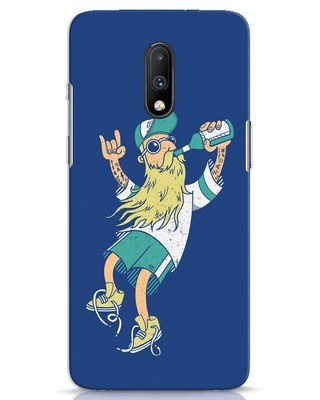 Shop Beer Guy OnePlus 7 Mobile Cover-Front
