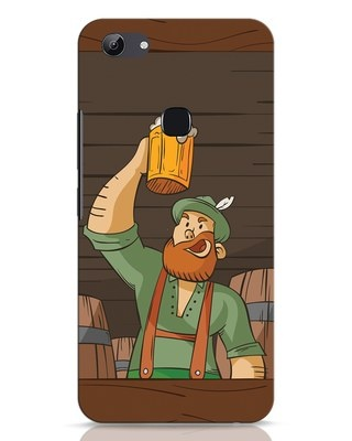 Shop Beer It On Vivo Y83 Mobile Cover-Front