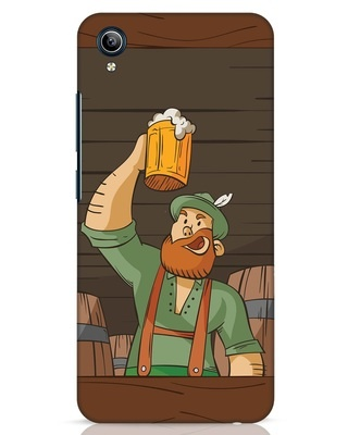 Shop Beer It On Vivo Y91i Mobile Cover-Front