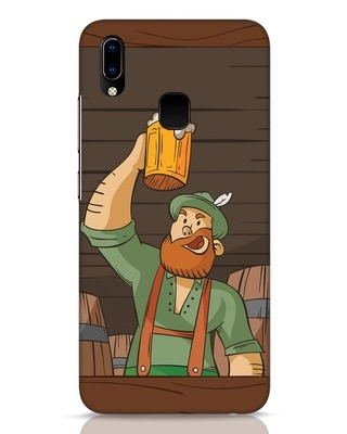 Shop Beer It On Vivo Y93 Mobile Cover-Front