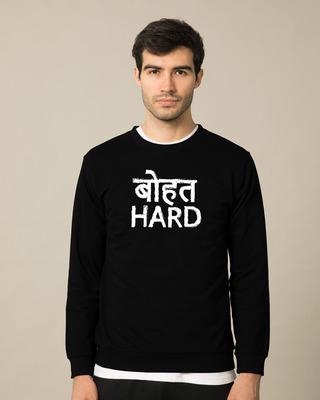 Shop Bht Hrd Sweatshirt-Front