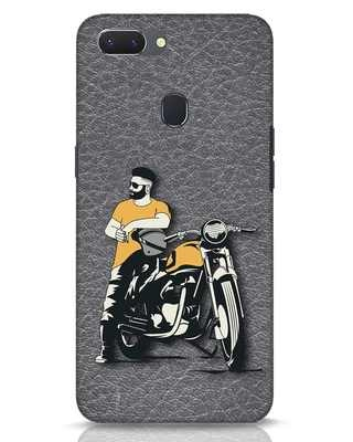 Shop Biker Bro Realme 2 Mobile Cover-Front