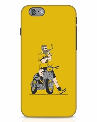 Shop Biker Swag iPhone 6 Mobile Cover-Front