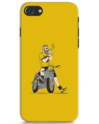 Shop Biker Swag iPhone 7 Mobile Cover-Front