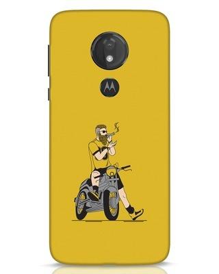 Shop Biker Swag Moto G7 Power Mobile Cover-Front