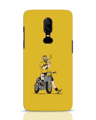 Shop Biker Swag OnePlus 6 Mobile Cover-Front