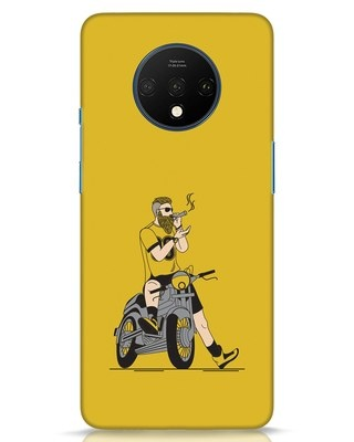 Shop Biker Swag OnePlus 7T Mobile Cover-Front