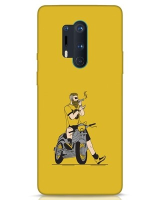 Shop Biker Swag OnePlus 8 Pro Mobile Cover-Front
