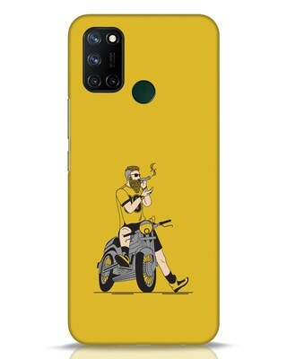 Shop Biker Swag Realme 7i Mobile Cover-Front