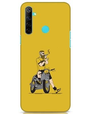 Shop Biker Swag Realme Narzo 10 Mobile Cover-Front