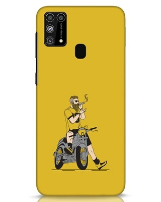 Shop Biker Swag Samsung Galaxy M31 Mobile Cover-Front