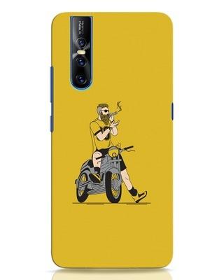 Shop Biker Swag Vivo V15 Pro Mobile Cover-Front
