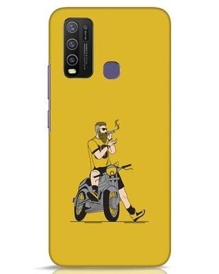 Shop Biker Swag Vivo Y50 Mobile Cover-Front