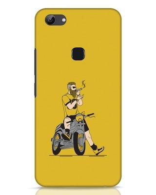 Shop Biker Swag Vivo Y83 Mobile Cover-Front