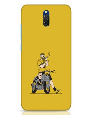 Shop Biker Swag Xiaomi Redmi 8A Dual Mobile Cover-Front