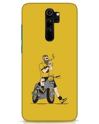 Shop Biker Swag Xiaomi Redmi Note 8 Pro Mobile Cover-Front