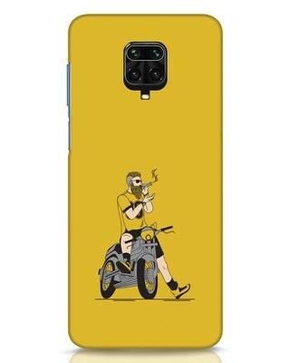 Shop Biker Swag Xiaomi Redmi Note 9 Pro Mobile Cover-Front