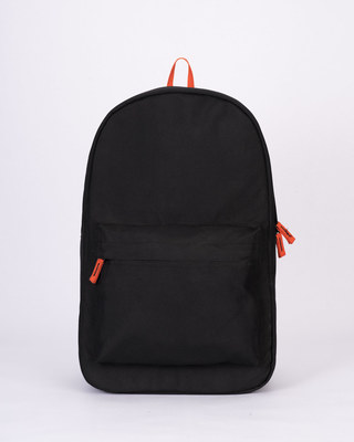 Shop Black Mission Laptop Backpack-Front