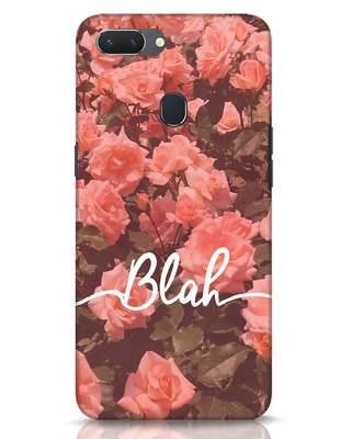 Shop Blah Realme 2 Mobile Cover-Front