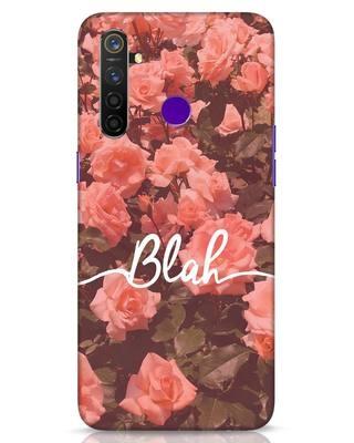 Shop Blah Realme 5 Pro Mobile Cover-Front