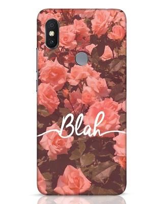 Shop Blah Xiaomi Redmi Y2 Mobile Cover-Front