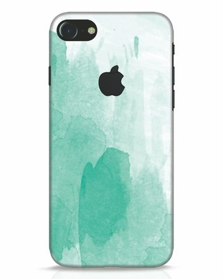 Shop Blissfull iPhone 7 Logo Cut Mobile Cover-Front
